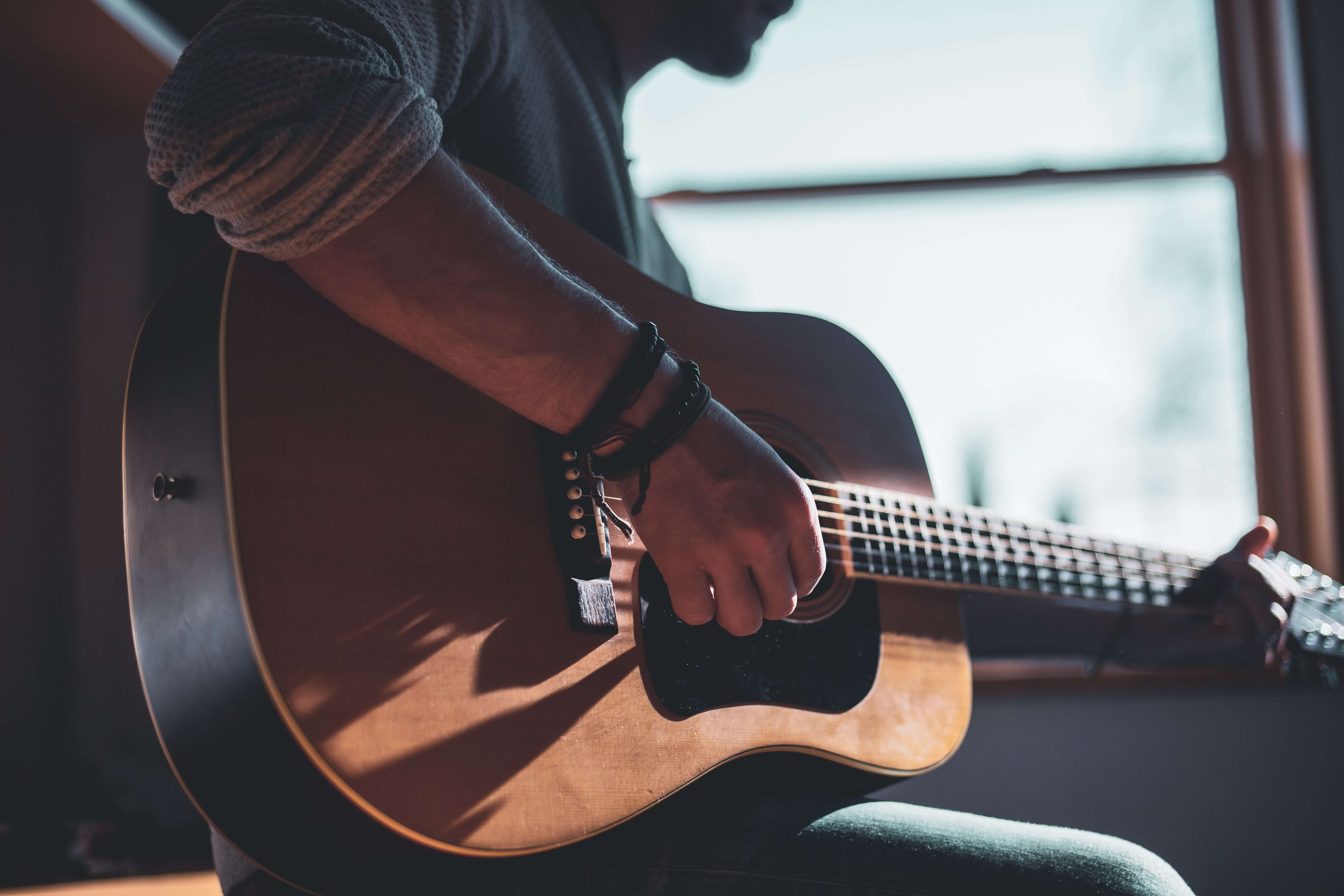 Celebration of life ideas - Guitar